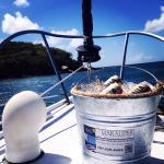 Beer Bucket aboard Marauder