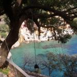 Vista dalla passeggiata Portofino - Paraggi