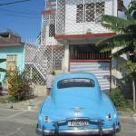Frontseite der Casa