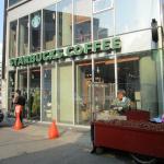 Starbucks Seomyun Jungang Foto