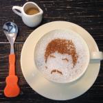 Desayunando con George