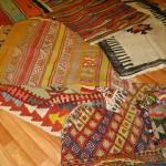 beautiful capadocian carpets