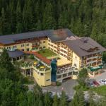 Außenansicht Hotel Panorama