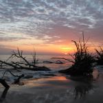 Dawn at  Big Talbot
