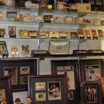 Explore sports memorabilia!