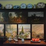 Kitchen's wall