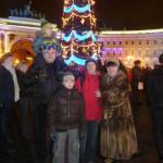 Рядом Дворцовая площадь