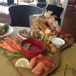 seaffod platter for 2 $70AU
