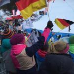 FIS Ski World Cup was sooooo high😆 only 10 euro for students under 27 bravoooooo