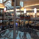 """View from the benches near food court on to the """"children's dancing circle""""!!"""