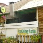 new  look of Cooking  Love