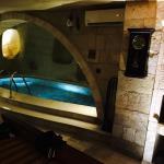 Oda içinde havuz süper bir konsept