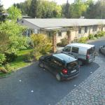 Hostel Parkplätze