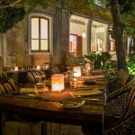 La Villa, Garden Restaurant