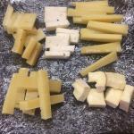 Hoy va de quesos! Tabla de quesos!