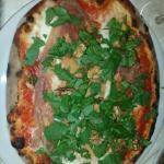 Pizza ovale