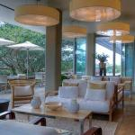 Bistro 98 venue overlooking lush Natal forest