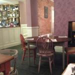 Lovely new dining area
