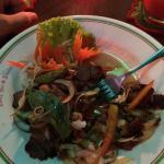 Thai loon salad