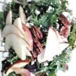 Apple's and Pecans Salad