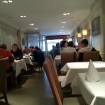 Interieur restaurant Rita