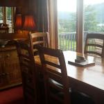 Fantastic inside dining area