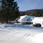 Winter at the Inn at Lareau Farm