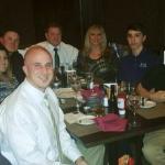 Birthday dinner at Red Fire Grill, Hockessin Delaware
