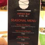 Ramen Bar Foto