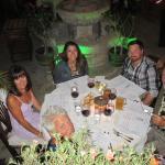 Dinner at the Matador