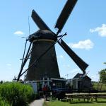 Windmill, Kinderdijk Rotterdam