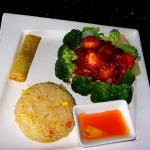 Foto de East Moon Asian Bistro and Hibachi