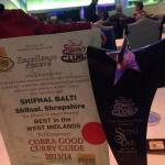 The award winning Shifnal Balti is a stylish, fully licensed, quality restaurant serving traditi
