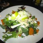 Pear N Blue Cheese Salad