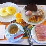 Exemplo de Pequeno Almoço