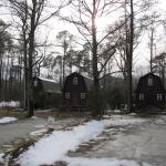 Foto de Carawan's Motel and Cabins