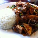 Vegetable tofu