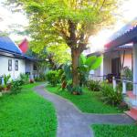 Bungalows from the outside