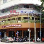 就在越南國產咖啡專業本舖對面-如照片