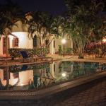 Rawai Garden Bungalows tropical Night
