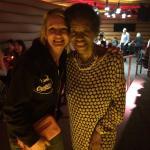 The sweet sweet Linda Hornbuckle... Gospel Brunch💋