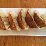 Best gyoza in years. Light and delicate