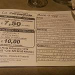 Photo of La Campagnola - Pizzeria & Trattoria