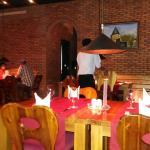 Ресторан, зал внутри