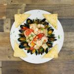 Gulf Seafood Cioppino