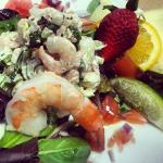 Gulf Shrimp Salad