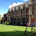 Pembroke College - college buildings