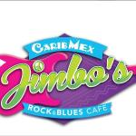 Jimbo's classic logo - Carib/Mex cuisine...a little bit of Caribbean mixed with Mexican...ole