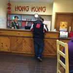 Inside the Hong Kong Kitchen