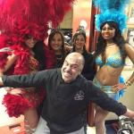 Chef Rafih and the Belly Dancing Crew